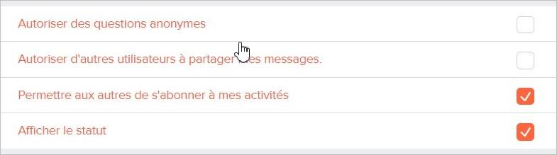 Ask.fm : interdire les questions anonymes