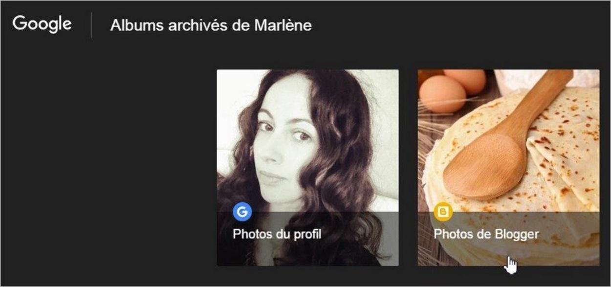 Fotos de Blogger en Picasa