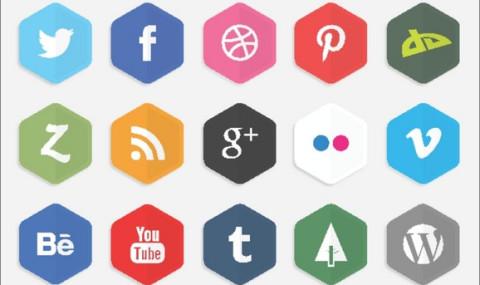 Comment ajouter des icônes de réseaux sociaux sur WordPress