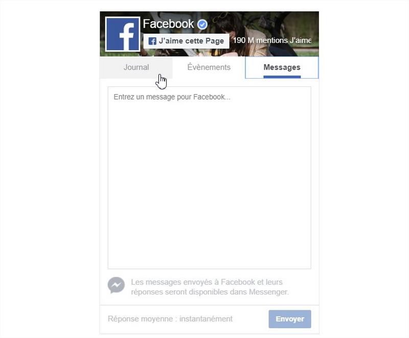 Le Plugin Page de Facebook