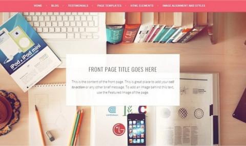 Sélection de thèmes WordPress gratuits et responsive