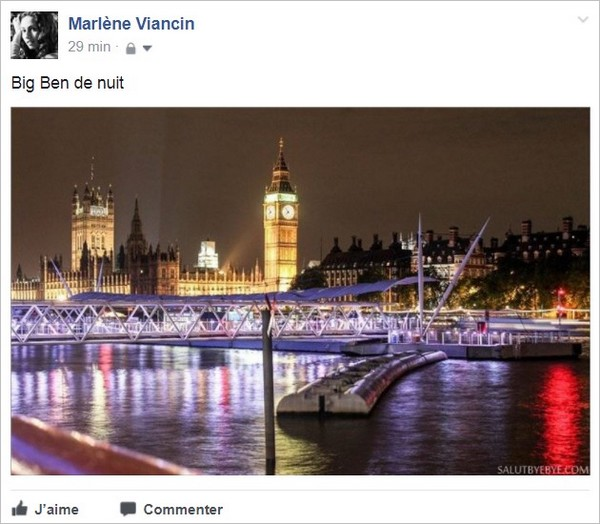 Redimensionner une photo Facebook horizontale