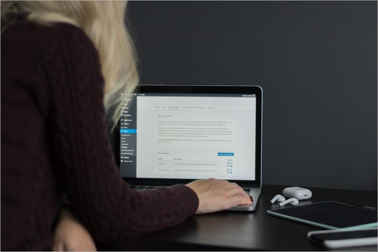 Comment faire un menu sur WordPress ?