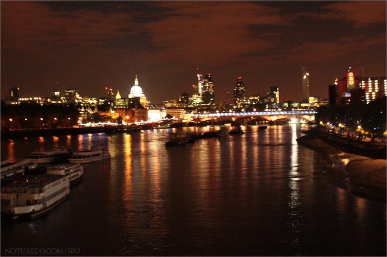 Londres en 2012