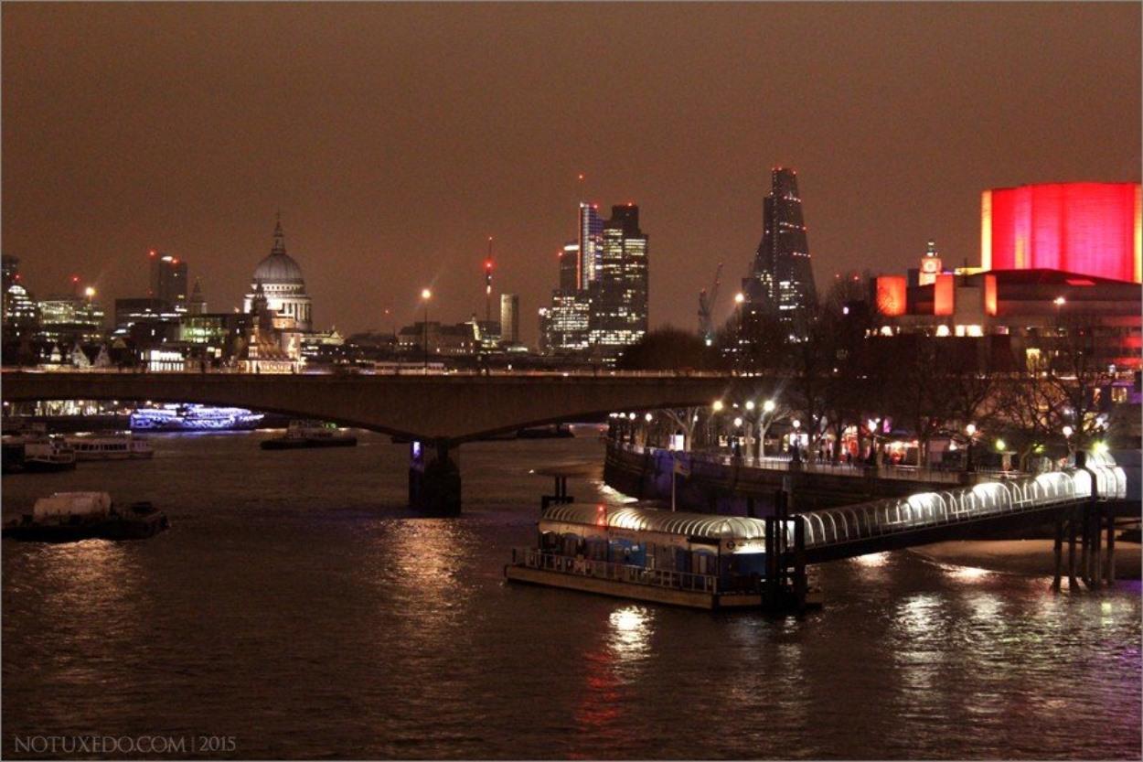 Londres en 2015