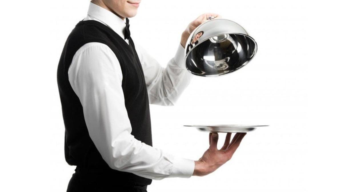 Serveur de restaurant