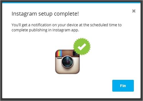 Utiliser Hootsuite avec Instagram