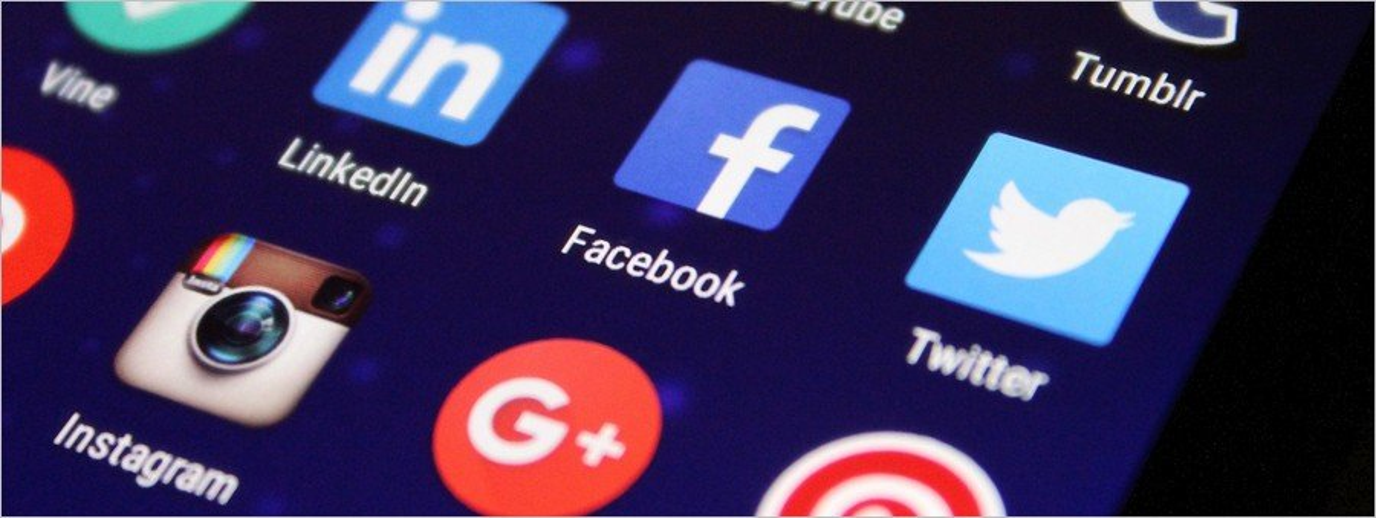 Icônes de réseaux sociaux