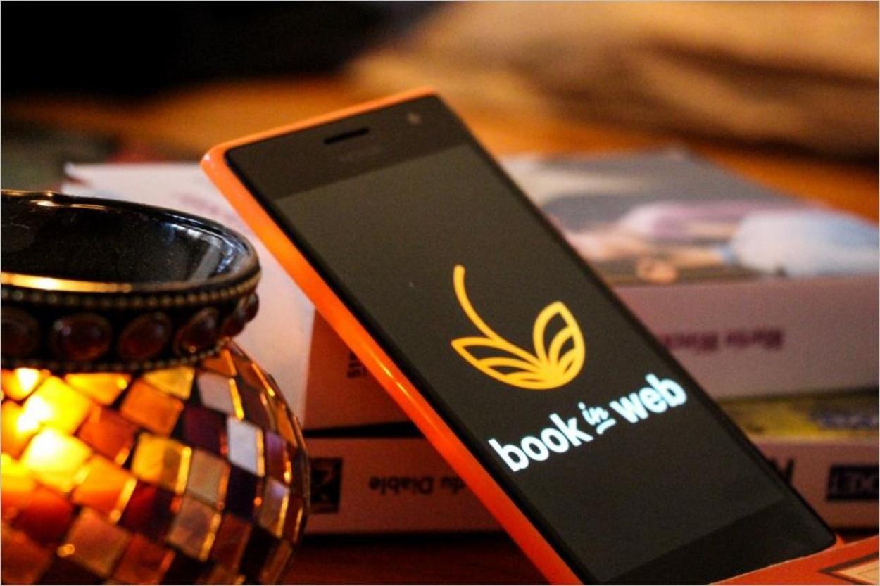 Book in Web, la nouvelle plateforme d'édition créée par Morgane