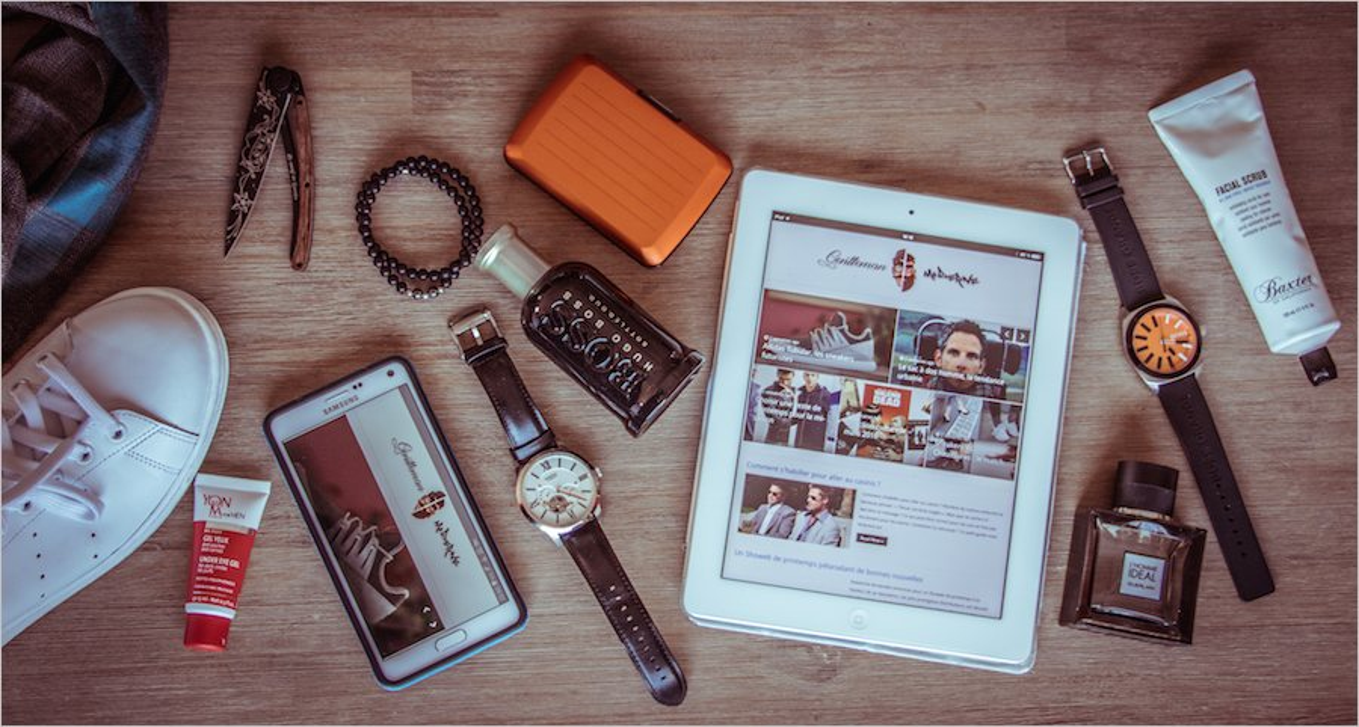 Gentleman Moderne, blog lifestyle homme