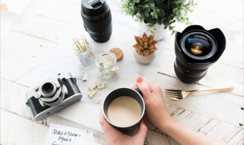 Quels accessoires pour faire de belles photos de blog lifestyle ?