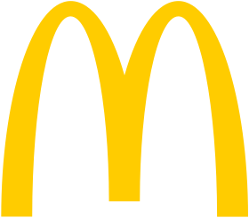 Le M de McDonald's, reconnaissable entre mille