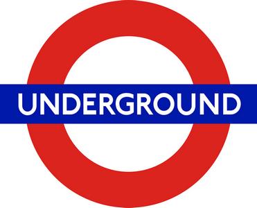 Logo du métro de Londres