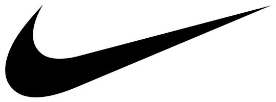 Le logo de Nike (le Swoosh)
