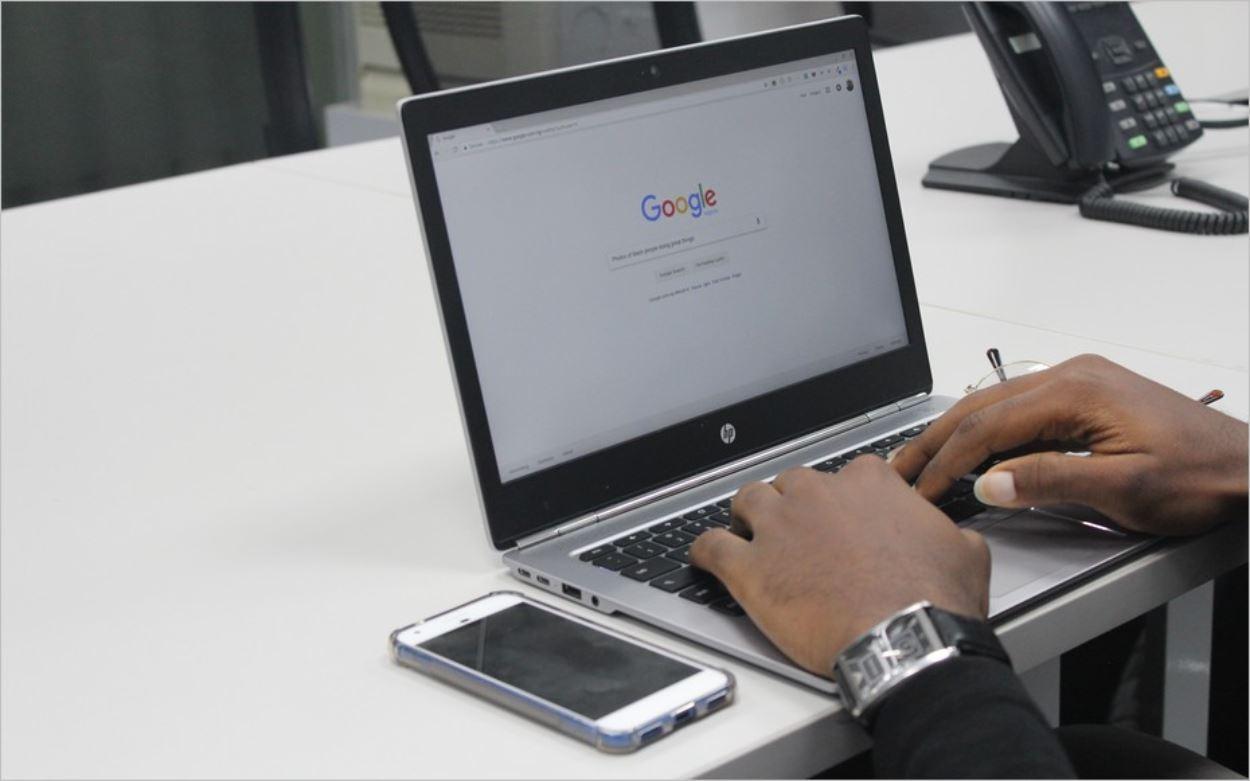 Découvrir pas à pas le référencement Google