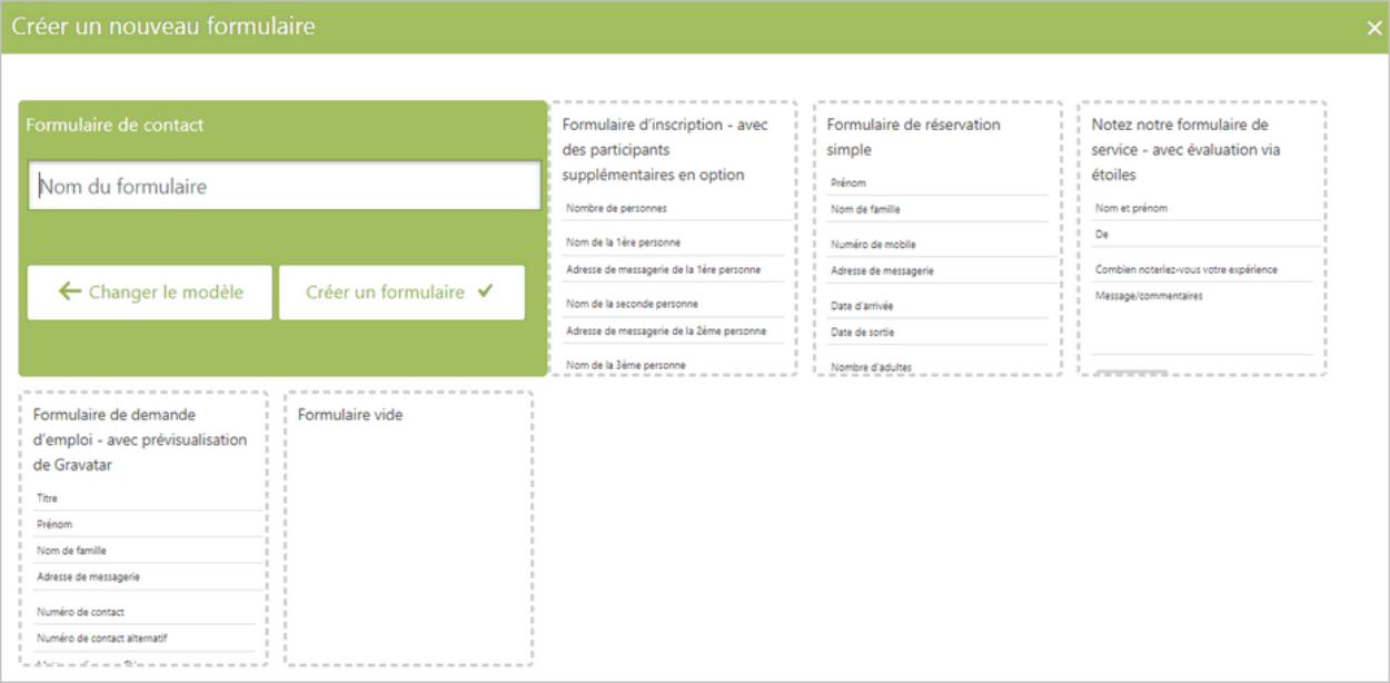 Créer un formulaire WordPress avec le plugin Caldera Forms