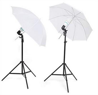 Lampe parapluie pour photo