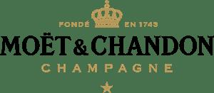 Le logo de Moët et Chandon