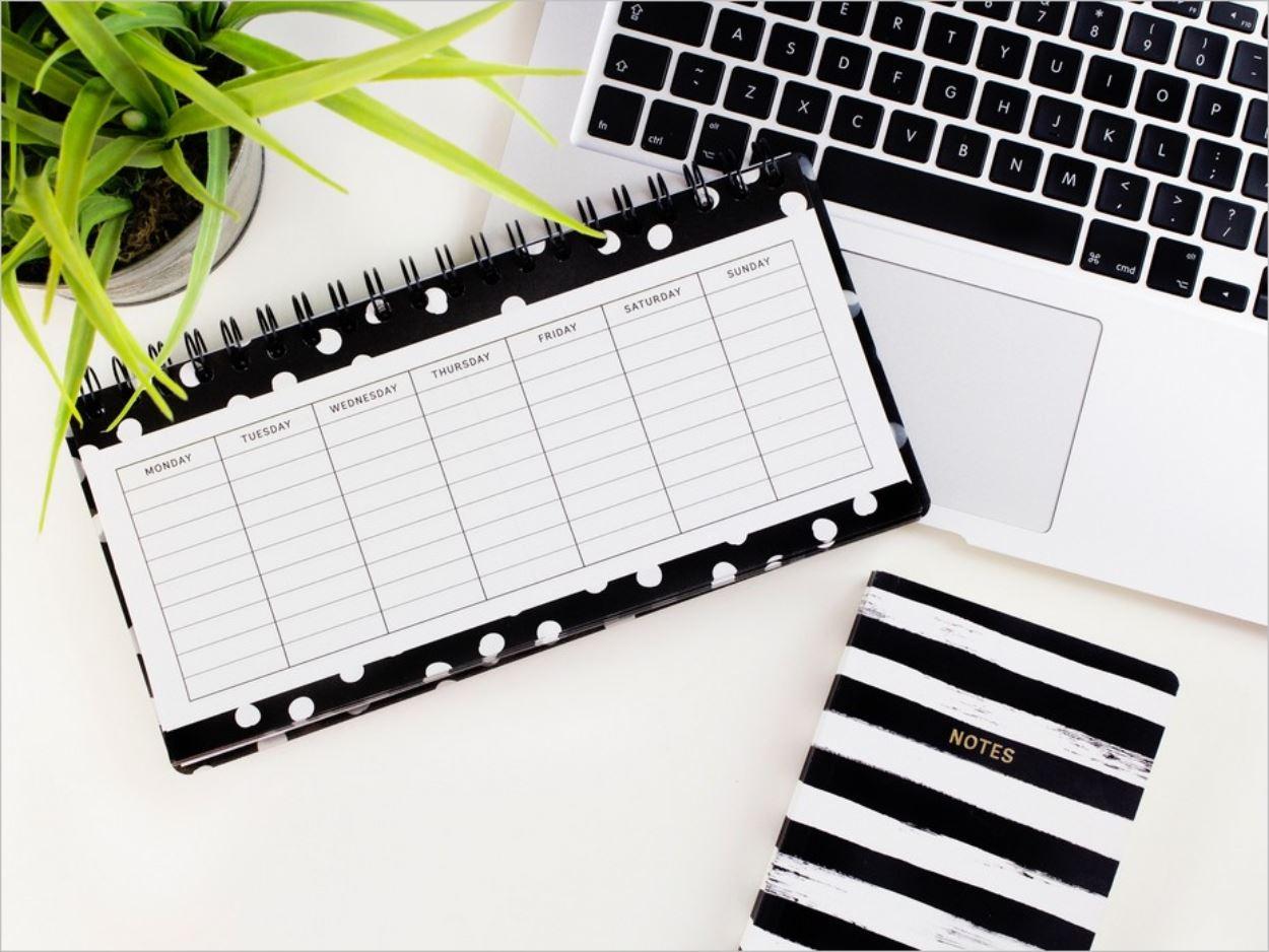 Établir un planning, un véritable atout