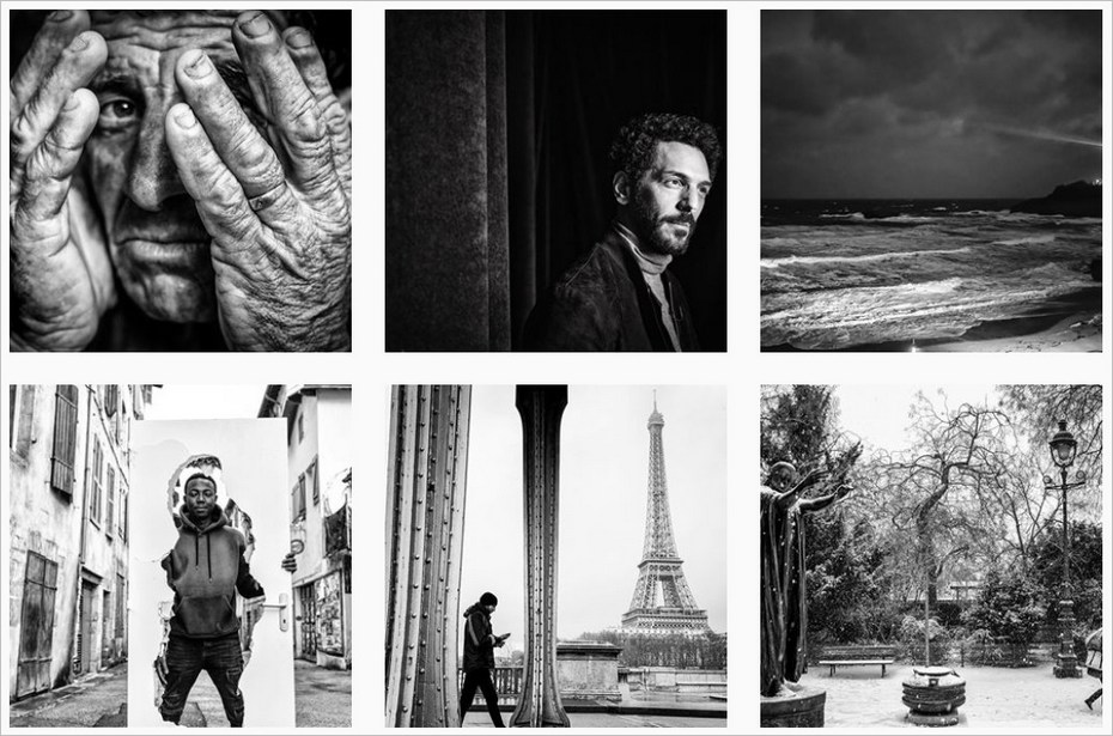 Compte Instagram de Nikos Aliagas
