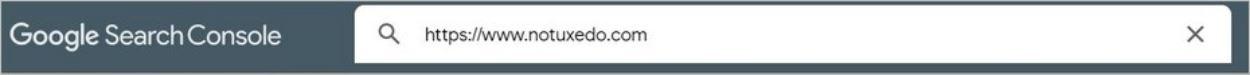 Soumettre une URL via Search Console