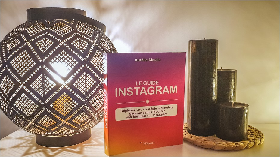 Le Guide Instagram, Aurélie Moulin