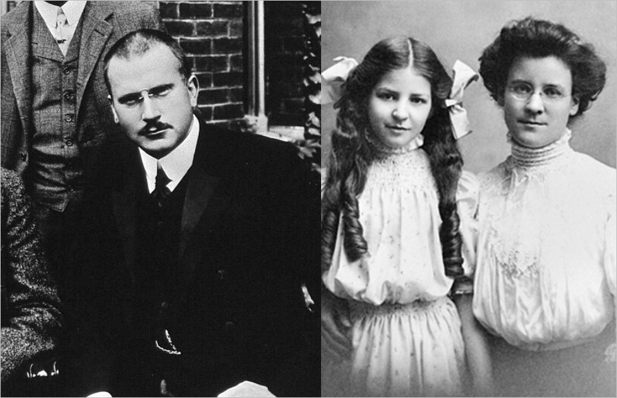 Carl Jung et les Briggs-Myers