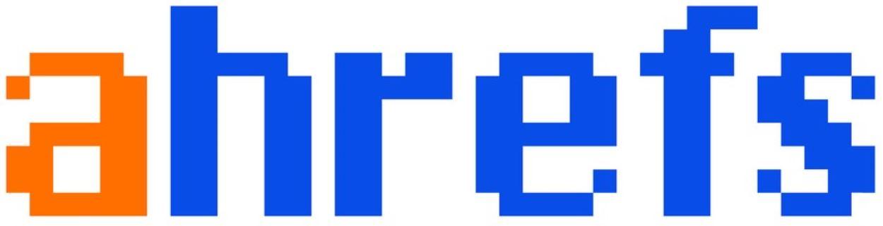 Logo outil Ahrefs