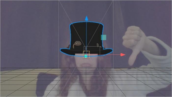 Modifier la position d'un objet